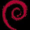 Debian Linux logo