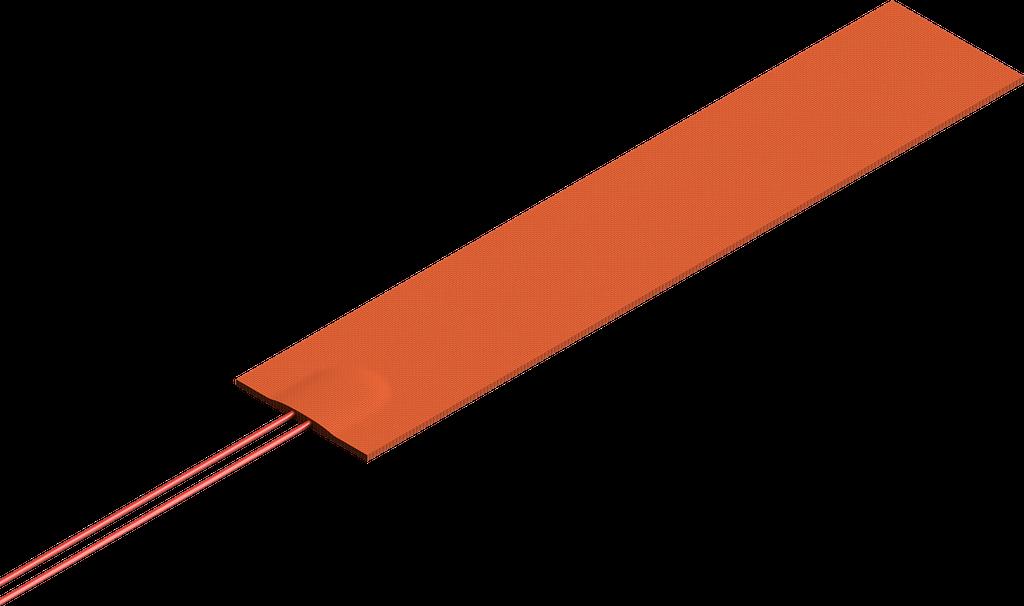 X Stream Designs - X-50WH - 20 Watt Silicone Rubber Heating Element