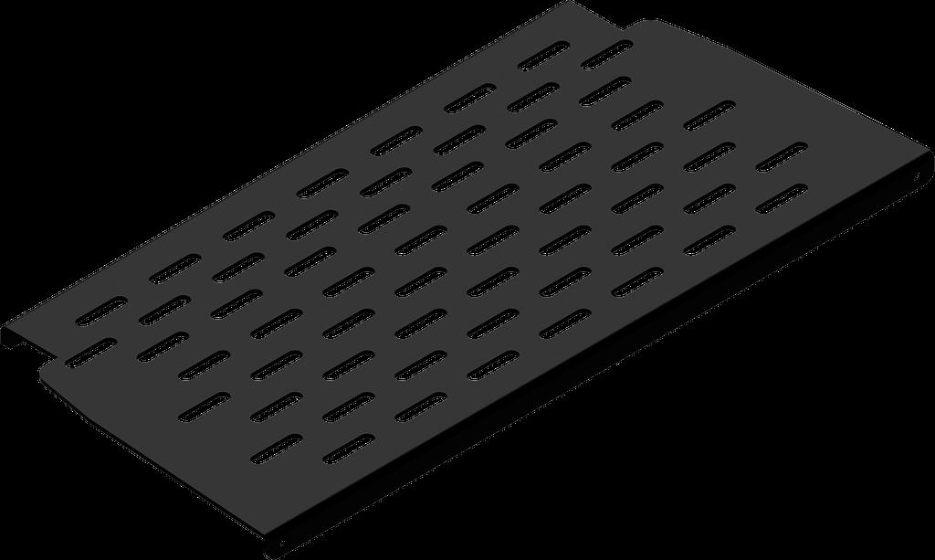 X Stream Designs - XSHELF - Optional Accessory Shelf Slides Into Accessory Rails