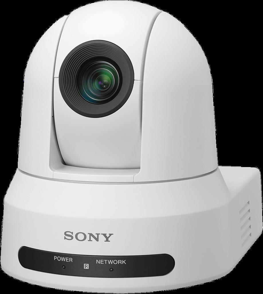 Sony SRG X120 White PTZ Camera
