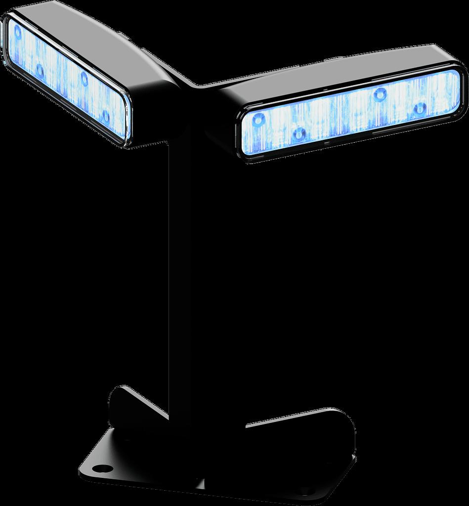 X Stream Designs - XTSLM - Optional Tower Mounted Strobe Lights