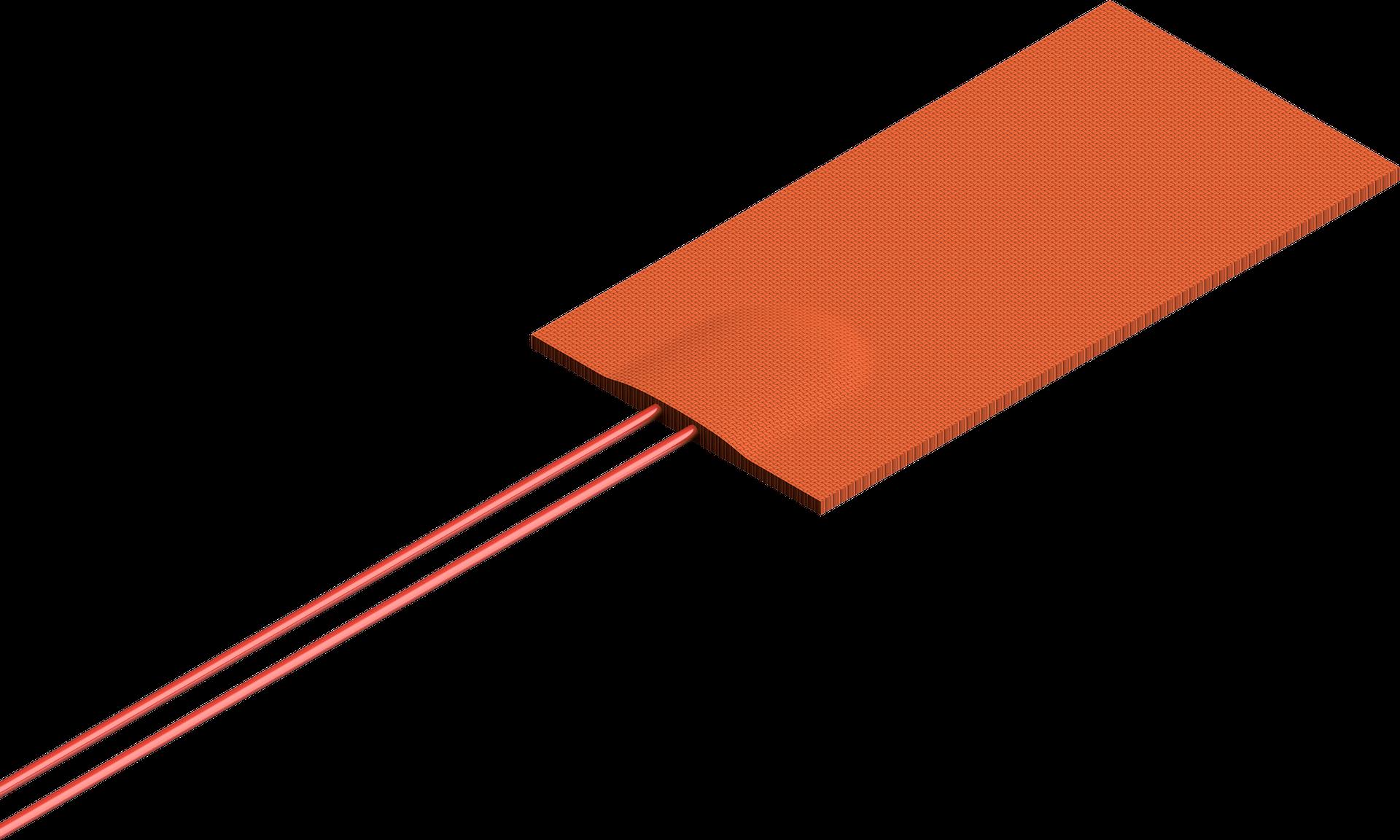 X Stream Designs - X-20WH - 20 Watt Silicone Rubber Heating Element