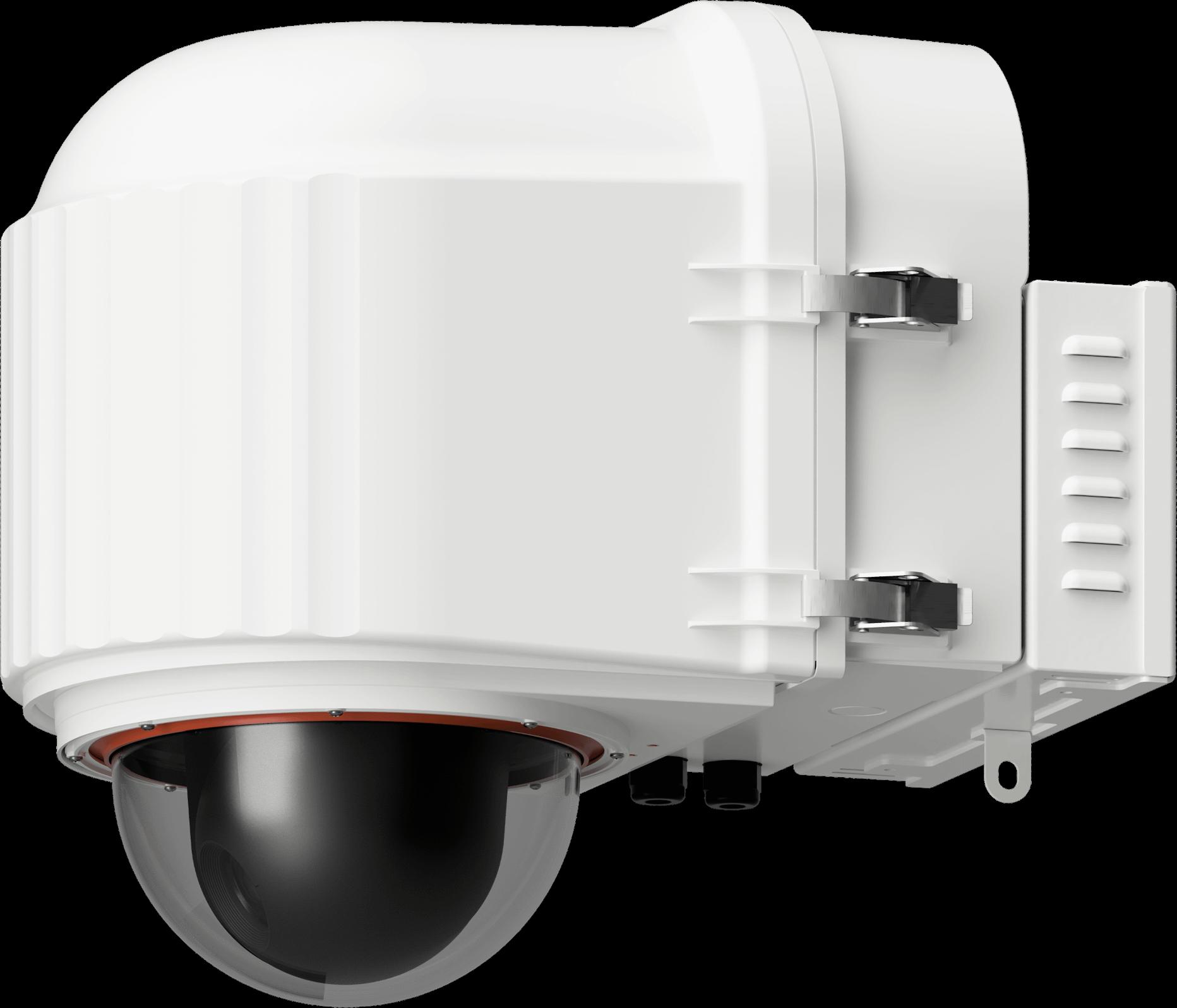 x stream designs xcold outdoor climate controlled ptz camera enclosure se