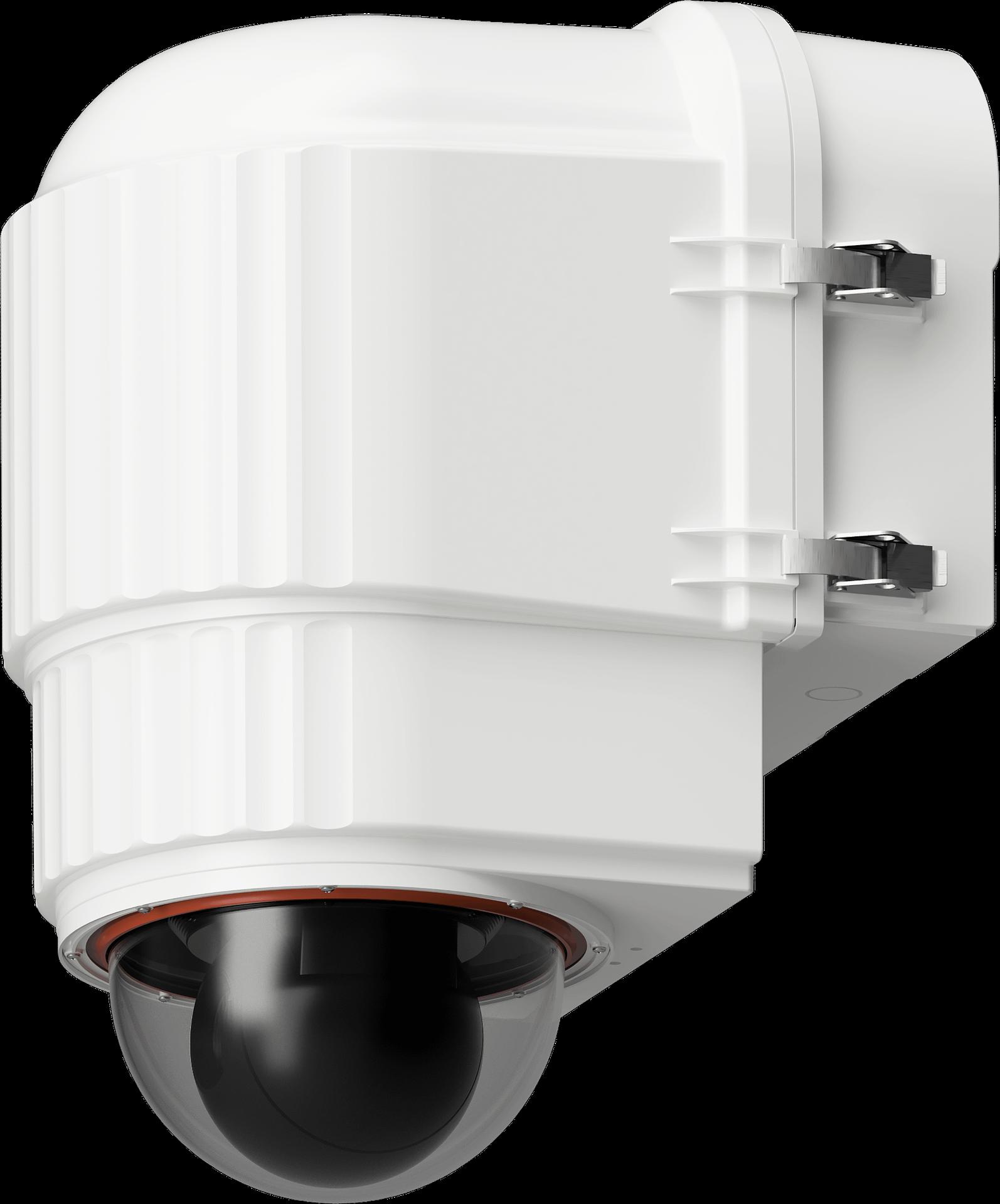 x stream designs xheat ev climate controlled ptz camera enclosure for extreme heat se