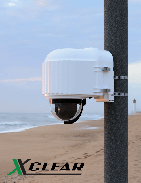 x stream designs xclear camera enclosure system in the elements