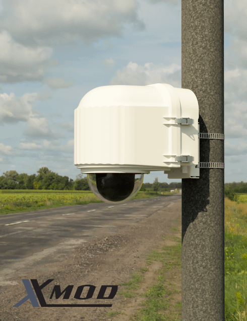 x stream designs xmod camera enclosure system in the elements